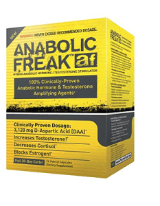 anabolic freak best testosterone booster