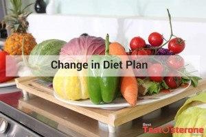 Change in Diet Plan